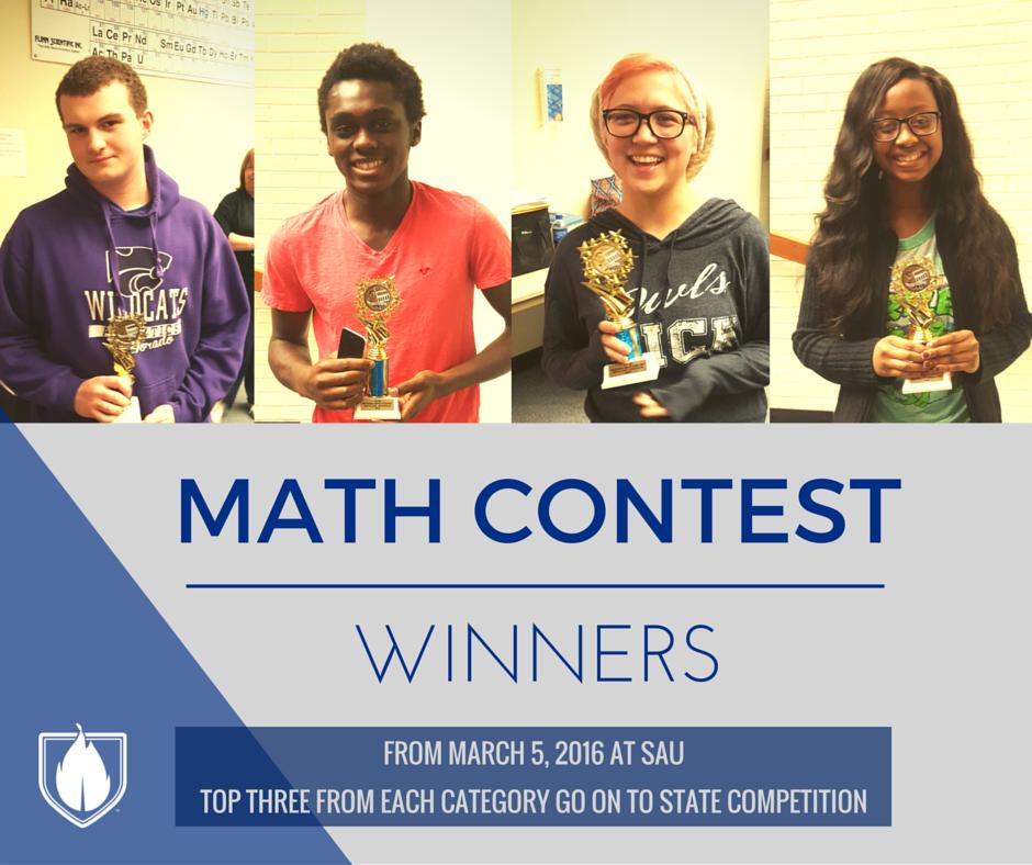 Math Contest 2016